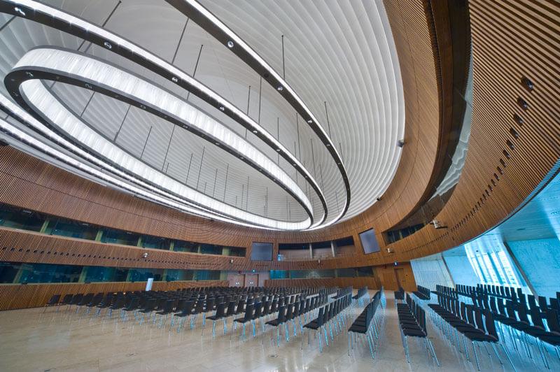 Aastra modernise la plate-forme du Centre de Conférences Kirchberg