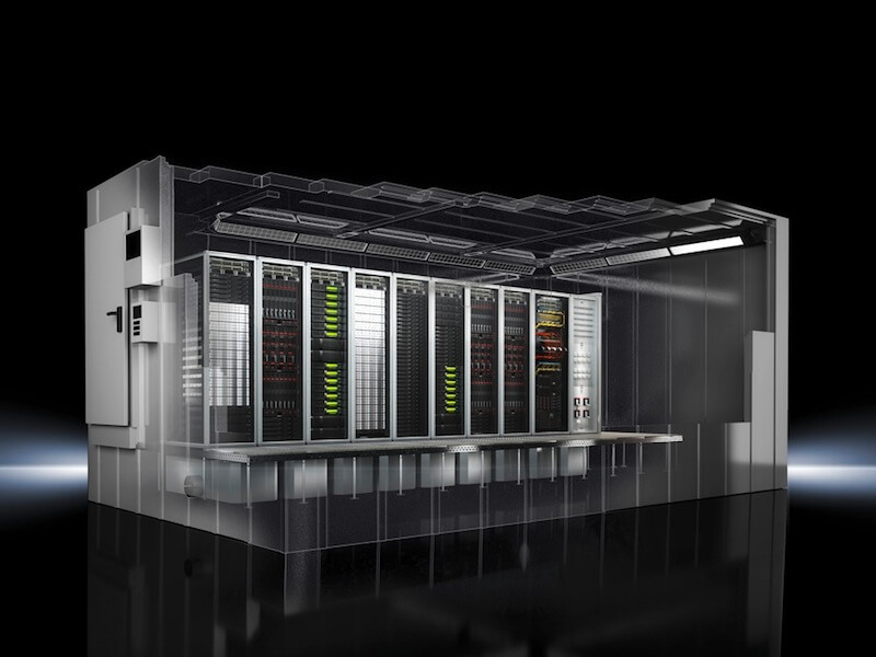 Rittal Rimatrix S, data centers sur mesure…