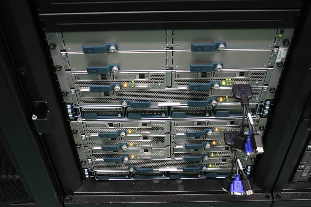 Comment Cisco transforme le data center