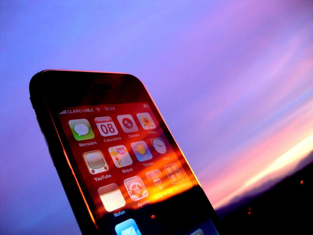 Safe Courier partage vos documents financiers à partir d'un smartphone