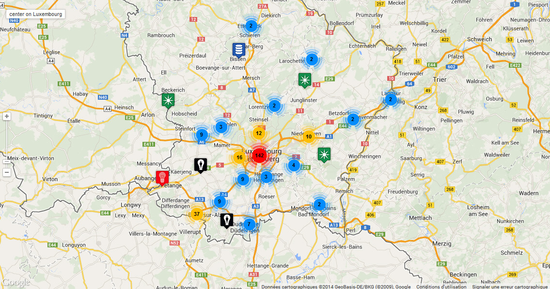 Luxembourg Startup Map est née