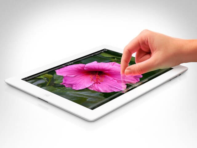Bientôt des iPad équipés d'apps IBM