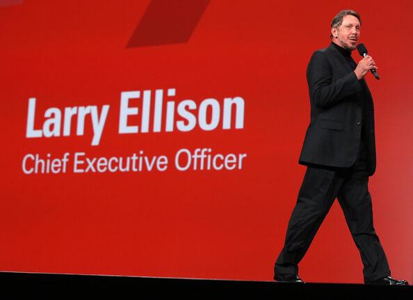 Oracle vise la première place sur le marché du cloud