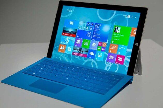 Surface Pro 3 disponible chez POST Telecom!