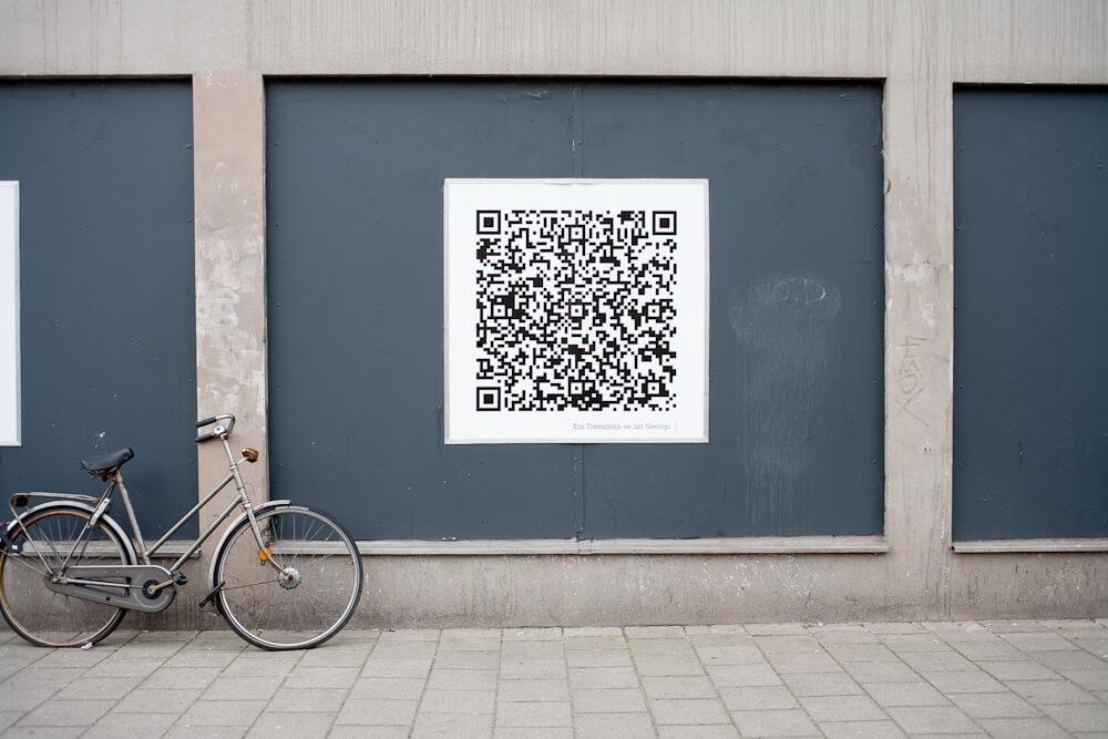 Le QR code pour remplacer identifiants et mots de passe