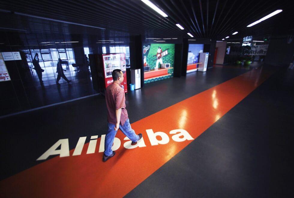 Alibaba s'envole en bourse, une opportunité pour Luxembourg !