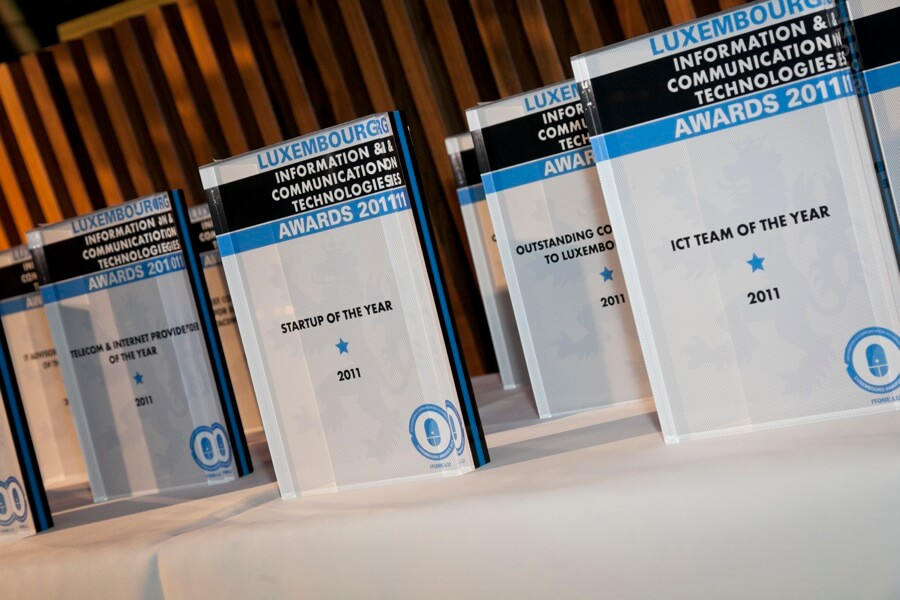 Luxembourg ICT Awards 2014… Appel à candidatures