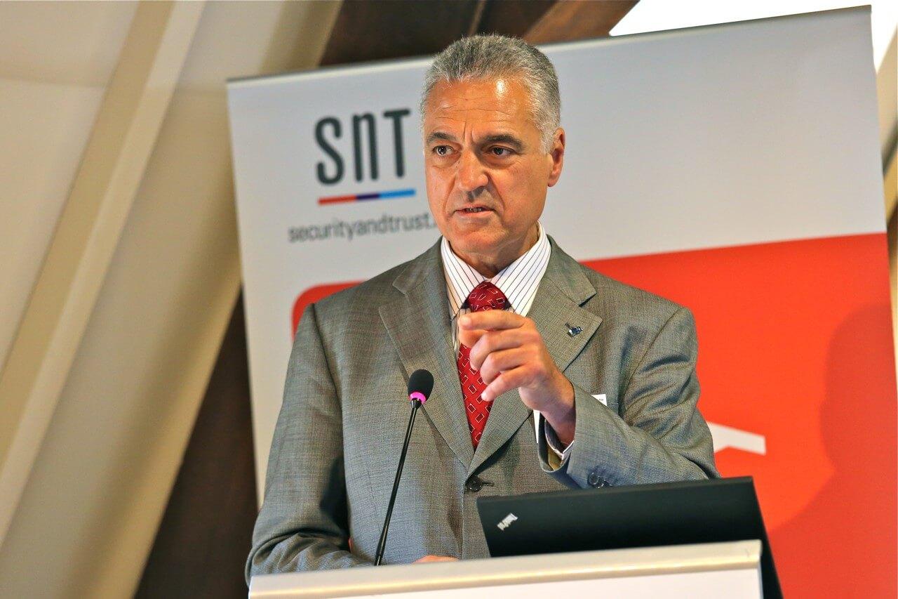 Le SnT accueille le Prof. Paulo Verissimo