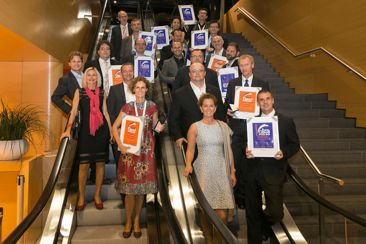 EuroCloud Europe Awards 2014, qualité au sommet