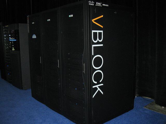 Des VBlock sans Cisco. EMC reprend VCE