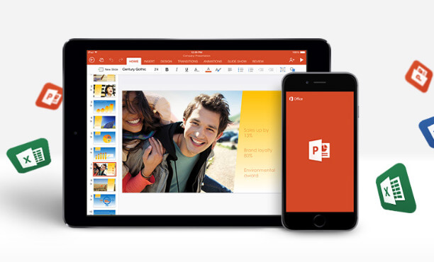 Office gratuit sur iPhone, iPad et Android !