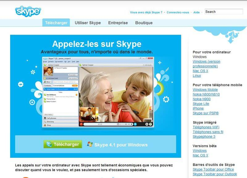 Lync s'efface pour Skype for Business