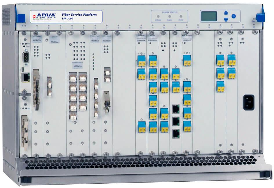 ADVA Optical Networking renforce le cloud de Telindus