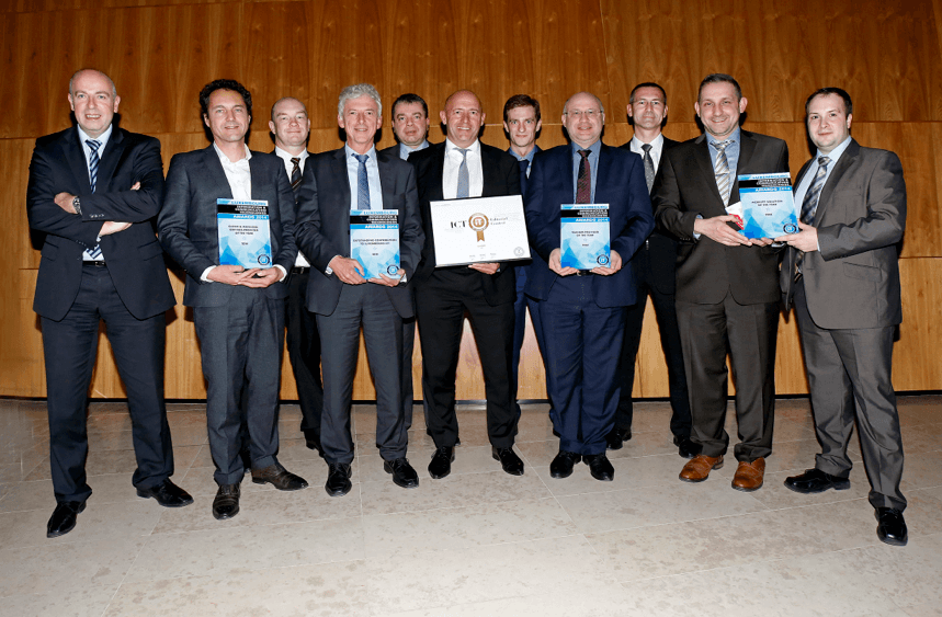 Groupe POST Luxembourg… 4 awards et 1 Call4Papers !