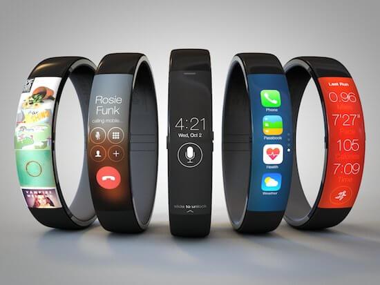 Wearable devices… ce n'est qu'un début !