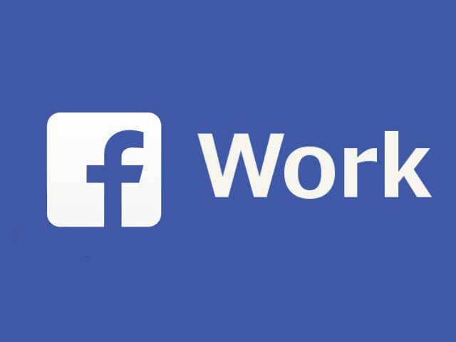 Work, Facebook version pro