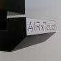 Les équipes de HUMElab et d'INUI Studio présentent au CES 2015 AIRxTouch 2.0, l'unique technologie d'interaction sans contact.