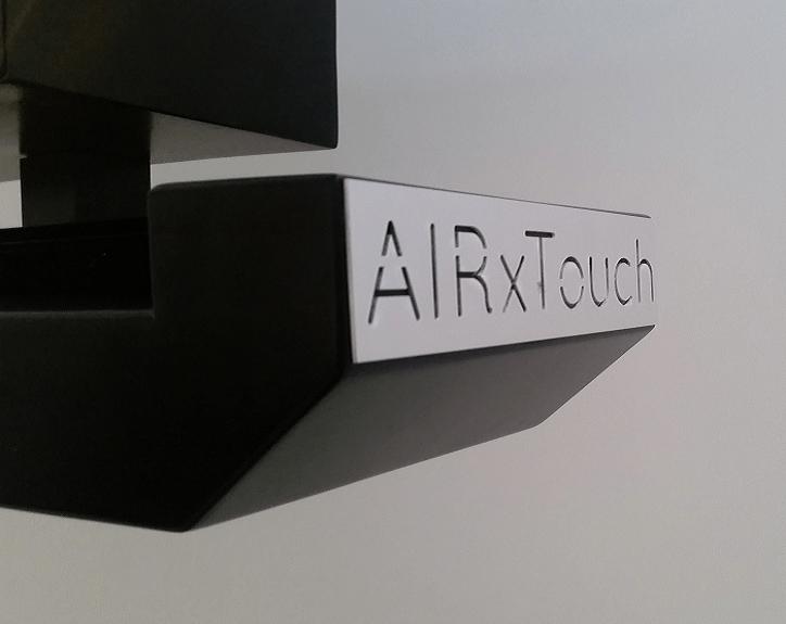 AIRxTouch 2.0 en première au CES 2015 !