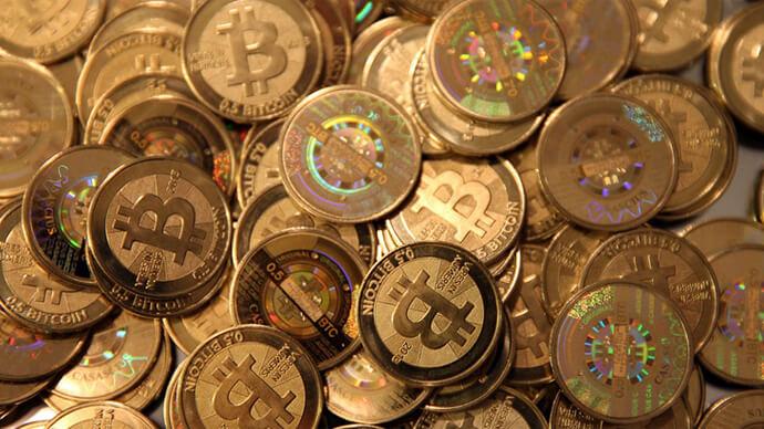 Le Bitcoin dévisse: – 56% en un an !