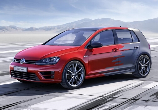 Golf R Touch, la Volkswagen intuitive et tactile