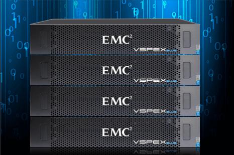 VSPEX Blue, première appliance EMC hyperconvergée