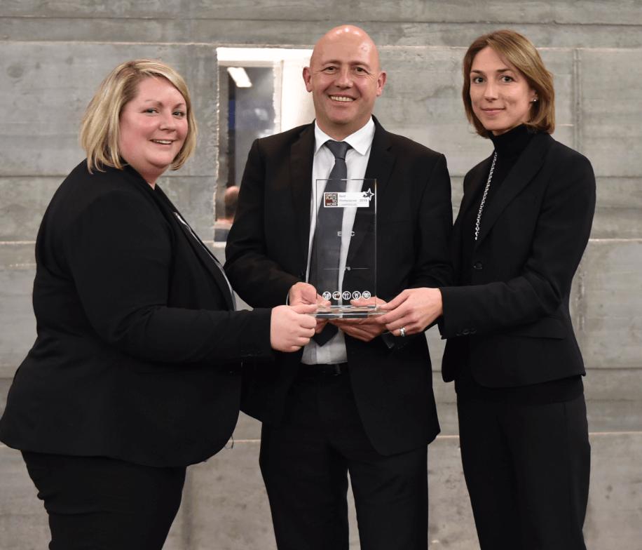 EBRC… doublé Best Workplace 2014 et 2015 !