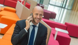 Stéphane Beck, PwC Luxembourg : Crystal Park, labo d'innovation !