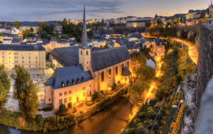 Le Luxembourg dans le top 10 du Networked Readiness Index 2015