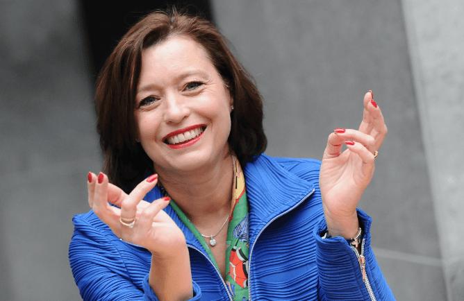 Ingrid Gonnissen – Du cloud à l'impression mobile… Sécurisez !