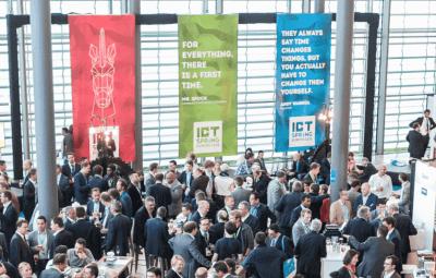ICT Spring Europe 2015 : une édition orientée FinTechs