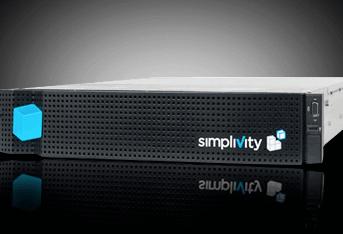 SimpliVity, candidat surprise de l'hyper-convergence