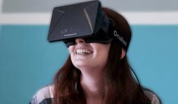 Oculus Rift ...en vrai sur le stand PLG au salon ICT Spring 2015