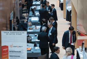 Seed4Start, 4ème édition du forum transfrontalier du capital risque