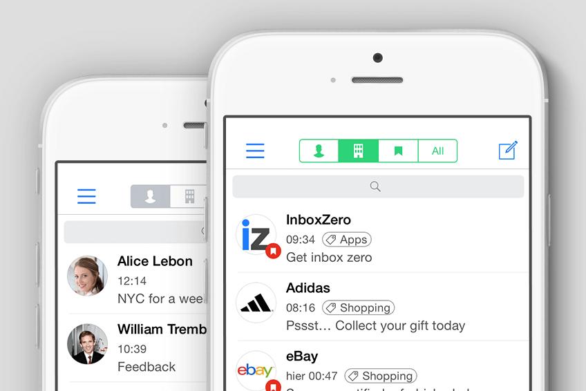 InboxZero, l'app qui révolutionne la messagerie