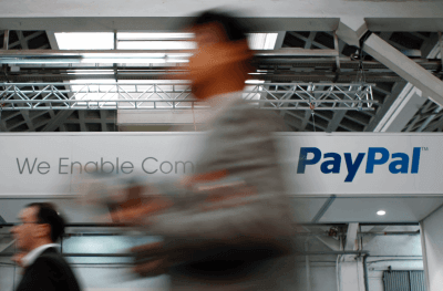 Quand PayPal dépasse eBay...