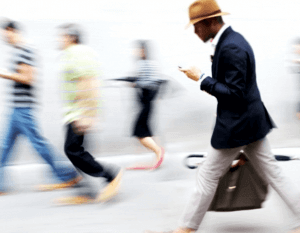 Mobilité, pilier de la transformation digitale