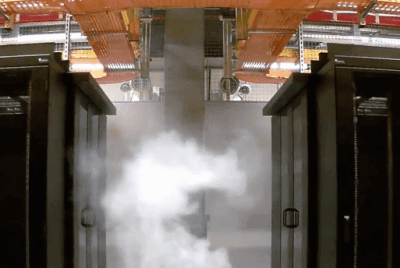Etix Everywhere : test réel d'incendie dans un datacenter en production !