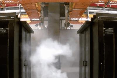 Etix Everywhere : test réel d'incendie dans un datacenter en production !