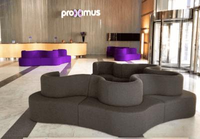 Proximus détient 100% des parts de Telindus
