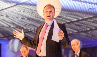 Olivier Vansteelandt, CIO, AXA Luxembourg, Gala IT ONE 2015
