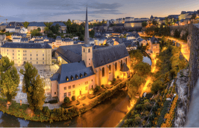 HOTCITY : gratuité maintenue à Luxembourg