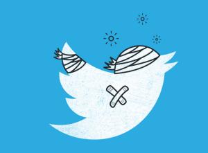 Twitter, 10 ans, souffreteux…