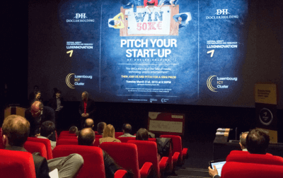 Pitch your start-up, 17 start-up sélectionnées