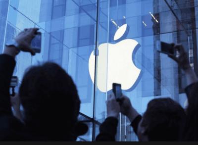 Apple, la quarantaine alerte
