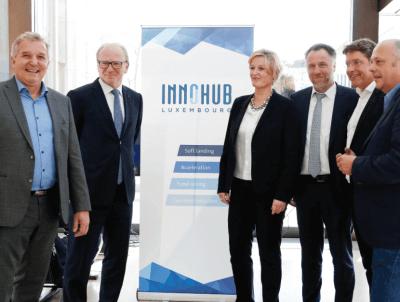 InnoHub, moins d'un an, 21 startups soutenues