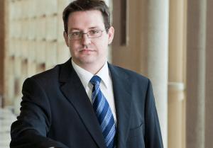 Balázs Scheidler - Sur la scène du cybercrime