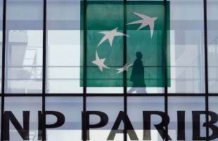 BNP Paribas marie crowfunding et blockchain