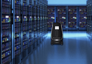 Captain DC, robot de surveillance du data center