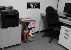 Art-in-the-office, l'art dans l'environnement de travail