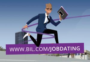 BIL Jobdating 2016 : le digital à l'honneur !